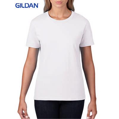 Gildan Premium Cotton Ladies T-Shirt White
